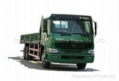 HOWO  cargo truck(6X4 8X4 4X2)