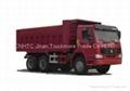 HOWO dump truck(8X4 6X4 4X2)