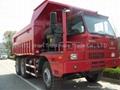 SINOTRUK HOVA 60 Mining Dump Truck /