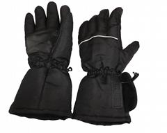 電加熱手套