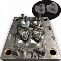 Liquid Silcone Rubber LSR Injection Mold Molding
