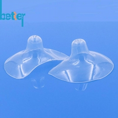 Baby Nipple Liquid Silcone Rubber LSR Injection Molding