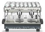 兰奇里奥意式半自动咖啡机RancilioClasse6E2G