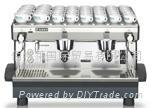 兰奇里奥意式半自动咖啡机RancilioClasse6S2G