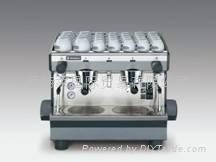 兰奇里奥意式半自动咖啡机Classe6 S 2G紧凑型