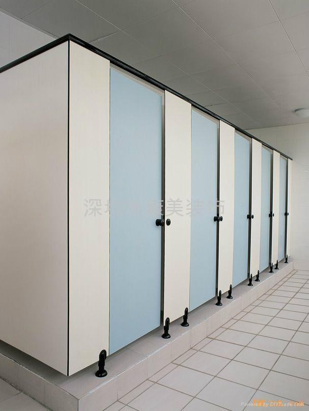 银行卫生间隔断银行玻璃隔断柜台图片9
