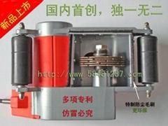 水电暗装开槽用无尘一次成型墙壁开槽机
