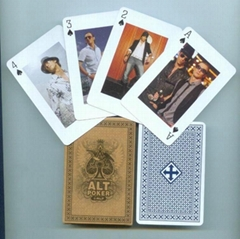 南京廣告撲克牌製作