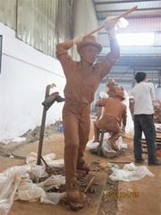 北京雕塑公司猴年雕塑