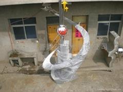 玻璃钢卡通雕塑