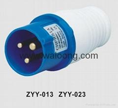 3P 16A 6h IP44 IEC/CEE Industrial power plug