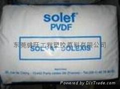铁氟龙 美国苏威 PVDF 6010