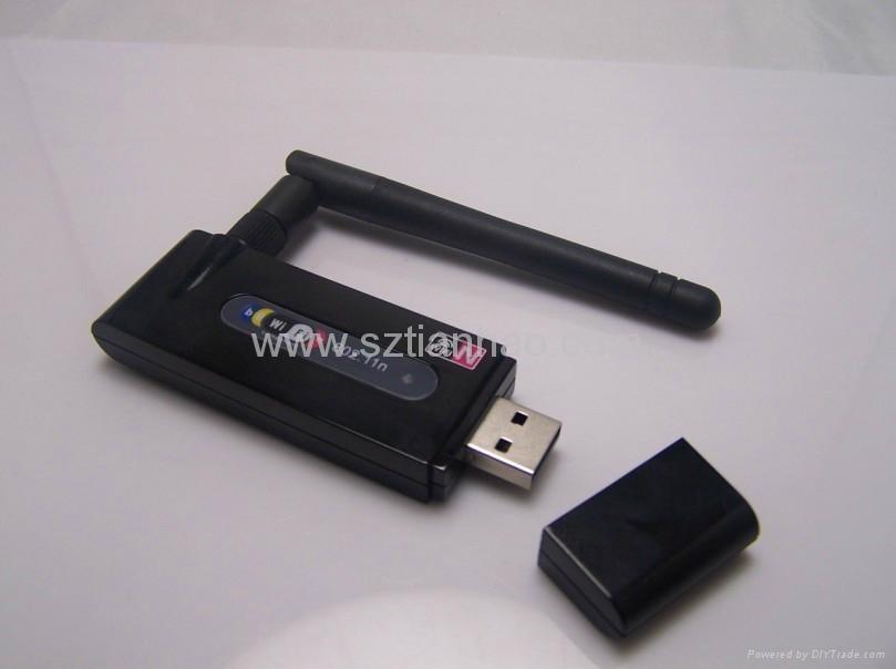 150M USB 無線網卡  2