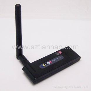 150M USB 無線網卡  3