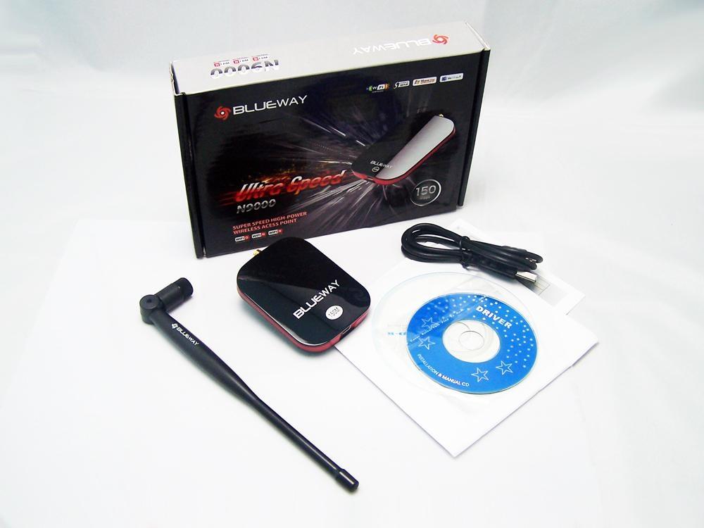 N9000 大功率150M無線網卡 10000mW  2