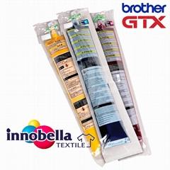 Brother GTX服裝打印機水性墨水