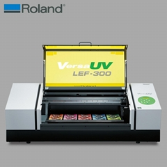 Roland Flatbed UV Printer LEF-300
