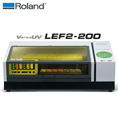 罗兰平板UV打印机LEF2-200