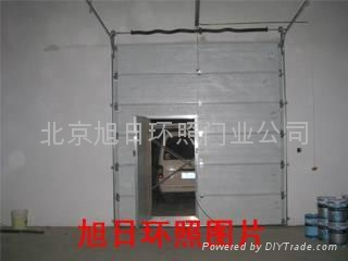 Subsection promote the door 4