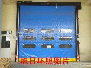 Automatic door accumulation 2