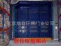 Automatic door accumulation 3