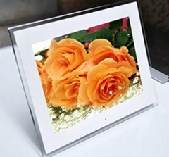 "13""digital video frame electronic picture"
