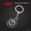souvenir  steel key chain