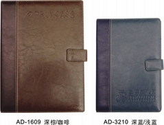 DAIRY BOOK AD-1609/AD-3210
