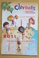 CALVITALIS三维立体PVC教育挂图/广告画