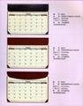 manager desk calendar/desk blotter/desk