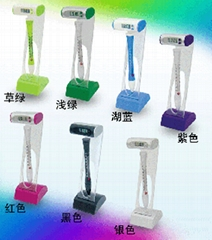 Magnetic Temperature Floating Pen