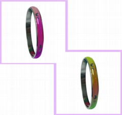 12 colors changing ring/bracelet