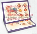 3D EMBOSSED MEDICAL FLIP UP BOX