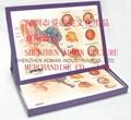 3D EMBOSSED MEDICAL FLIP UP BOX 1