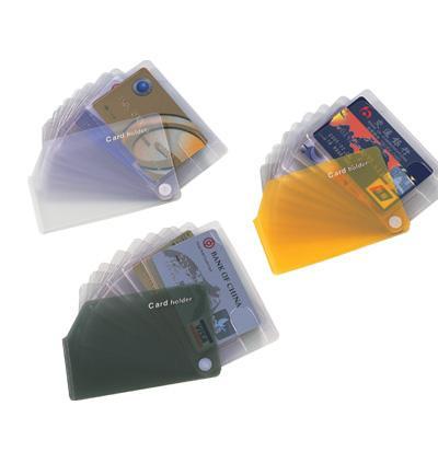 磁卡、名片套D-7109 1