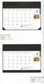 desk writing mat calendar/blotter/table