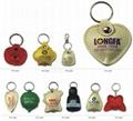 PX047-062 仿皮带灯钥匙扣