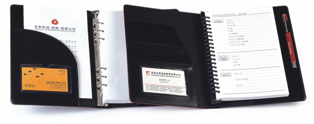 活页笔记本 AD-62607/62007 5