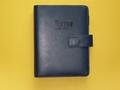 变色皮活页笔记本 AD7088
