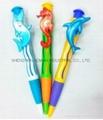 海洋生物笔/动物笔/水果笔