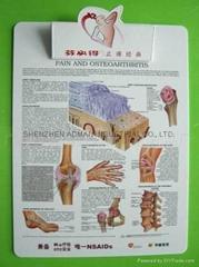醫學促銷處方板