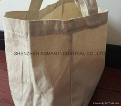 PURE COTTON SHOPPING BAG