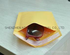PE bubble bag/kraft paper bag/express  envelope