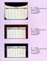manager desk calendar/desk blotter/desk pad 2