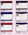 desk writing mat calendar/blotter/table planner 3