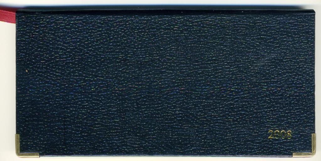 口袋装周历笔记本 AD7089 2