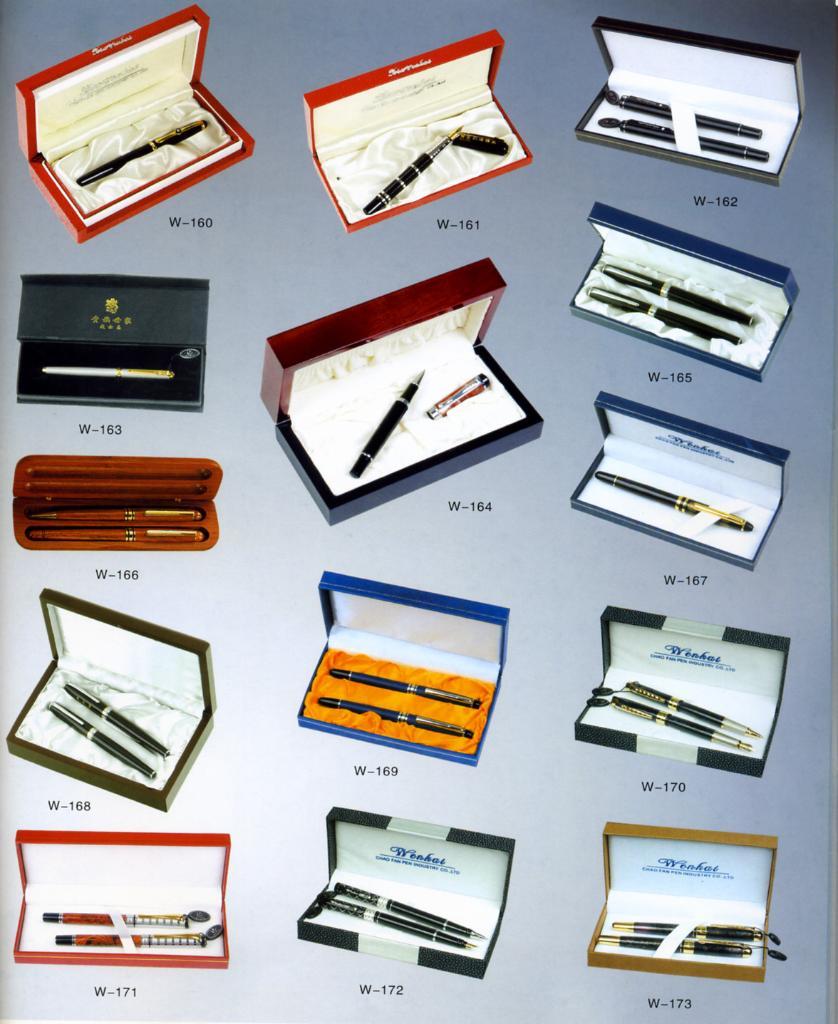 pen & keychain gift sets 1