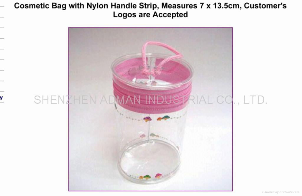 cosmetic soft pvc bag 4