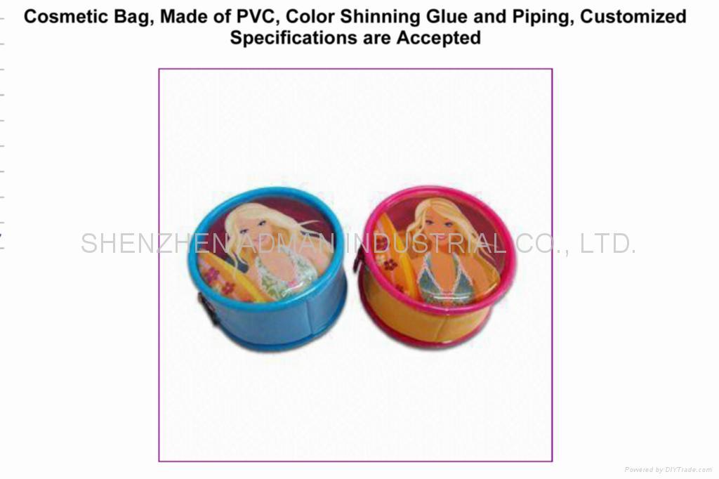cosmetic soft pvc bag 5