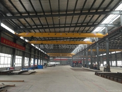 Single-girder overhead travelling cranes (Hot Product - 1*)